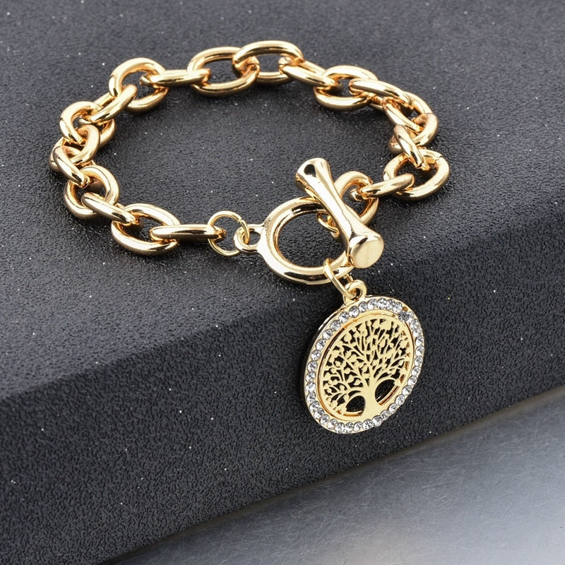 Tree of Life Bracelet-Love By Letterbox