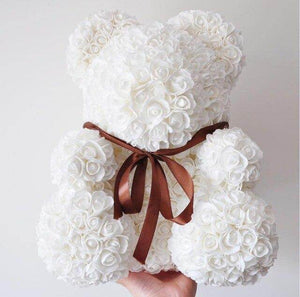 Super Rose Bear (70cm tall)-Love By Letterbox
