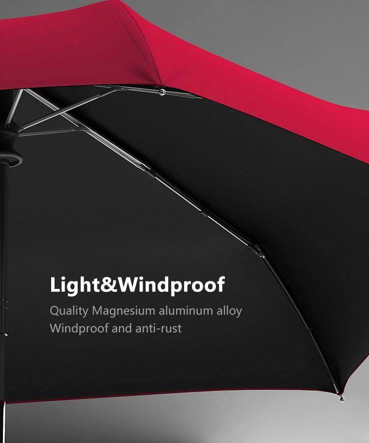Luxury Ultralight Automatic Umbrella - UV Protection & Waterproof
