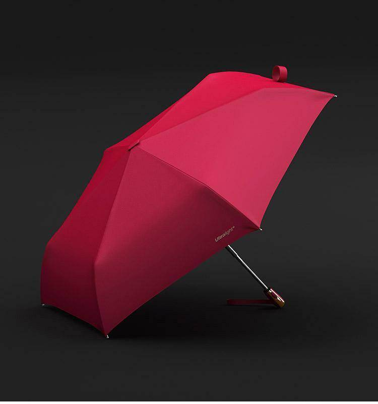 Luxury Ultralight Automatic Umbrella - UV Protection & Waterproof - Love By Letterbox