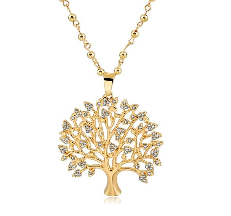 Tree of life Necklace-Love By Letterbox