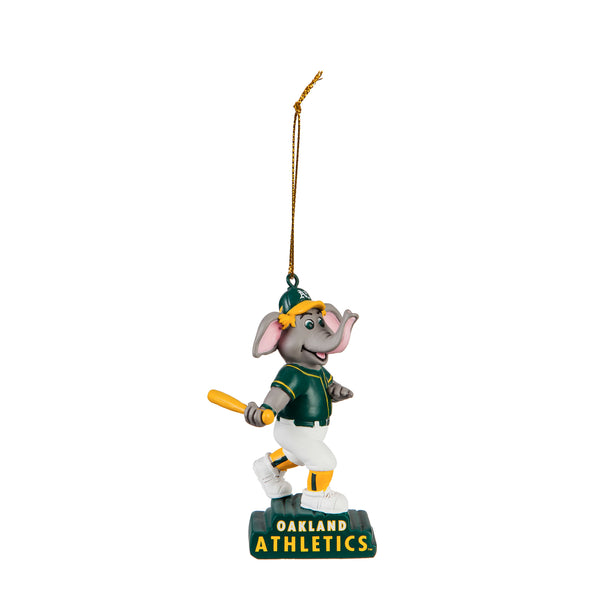 Oakland Athletics Mascot Ornament