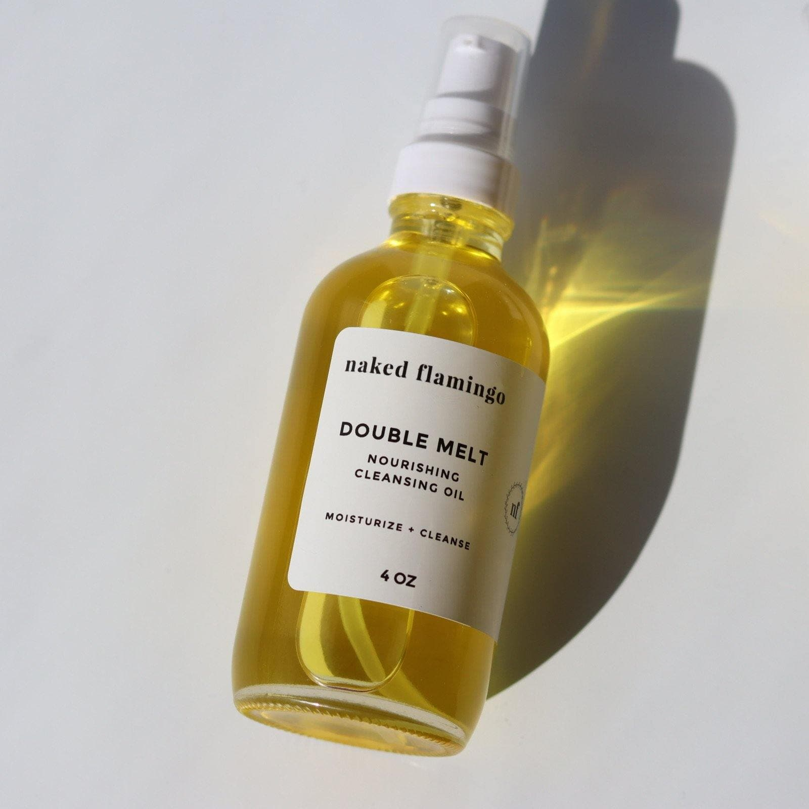 Double Melt Cleansing Oil