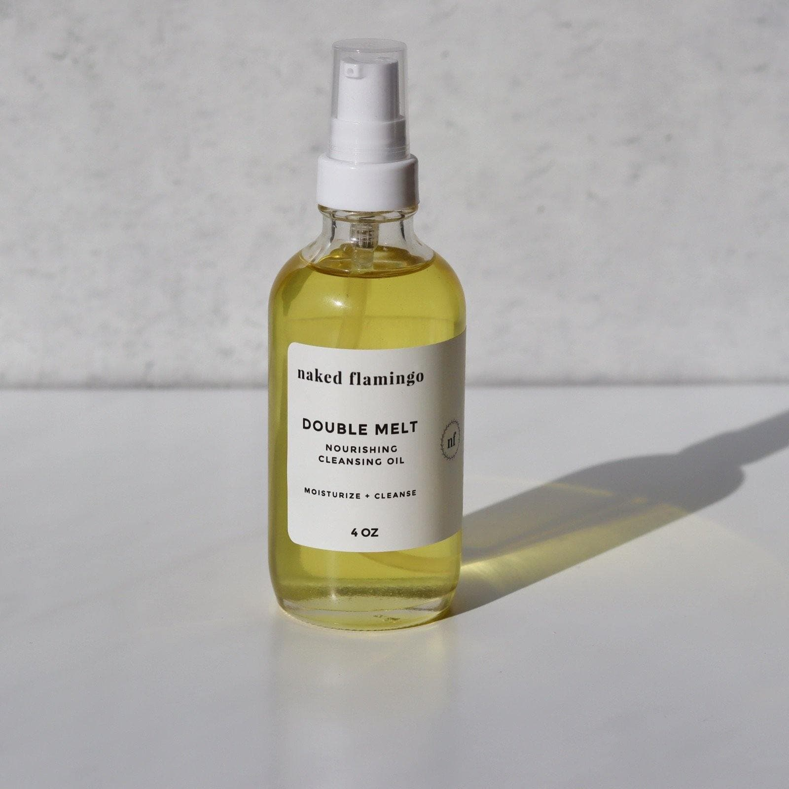 Double Melt Cleansing Oil - Naked Flamingo