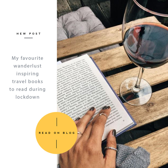 Wanderlust Inspiring Travel Books