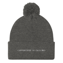 Load image into Gallery viewer, Adventure is Calling - Pom Pom Beanie - Sovende Bjorn