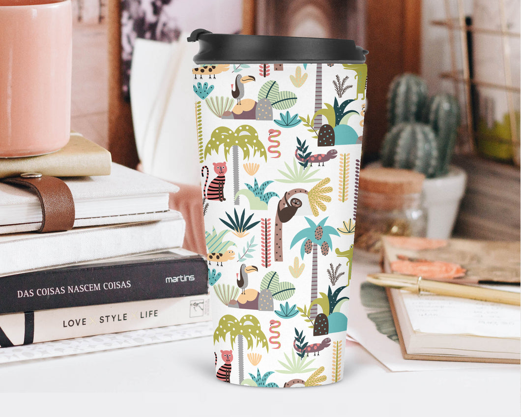 King of the Jungle Travel Tumbler - Sovende Bjorn