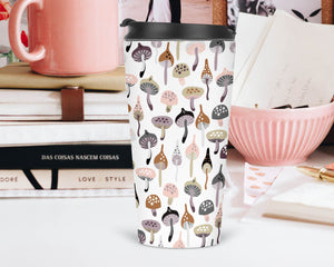 Mushrooms Travel Tumbler - Sovende Bjorn