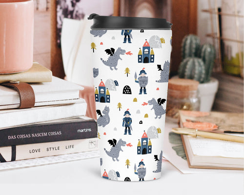 Let's Pay Knights Travel Tumbler - Sovende Bjorn