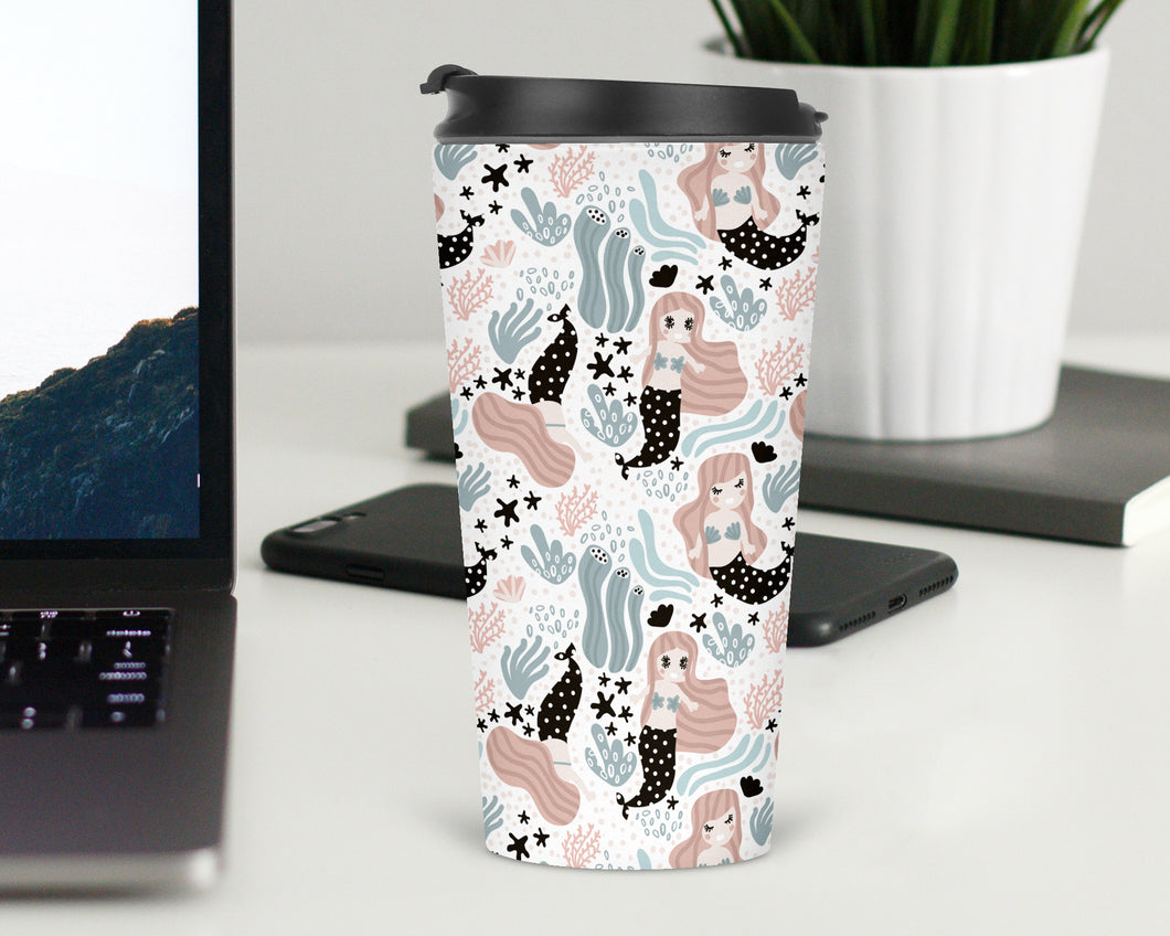 Mermaids Travel Tumbler - Sovende Bjorn