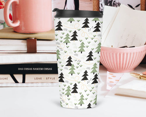 Into the Forest Travel Tumbler - Sovende Bjorn