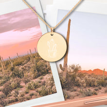 Load image into Gallery viewer, Cacti Pendant Necklace - Sovende Bjorn