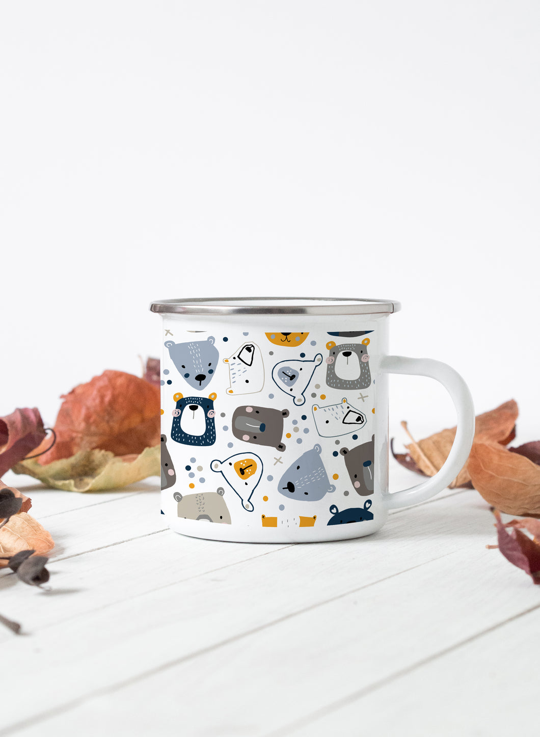 Into the woods - Enamel Mug