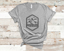 Load image into Gallery viewer, Mountain Soft Casual Tee - Sovende Bjorn