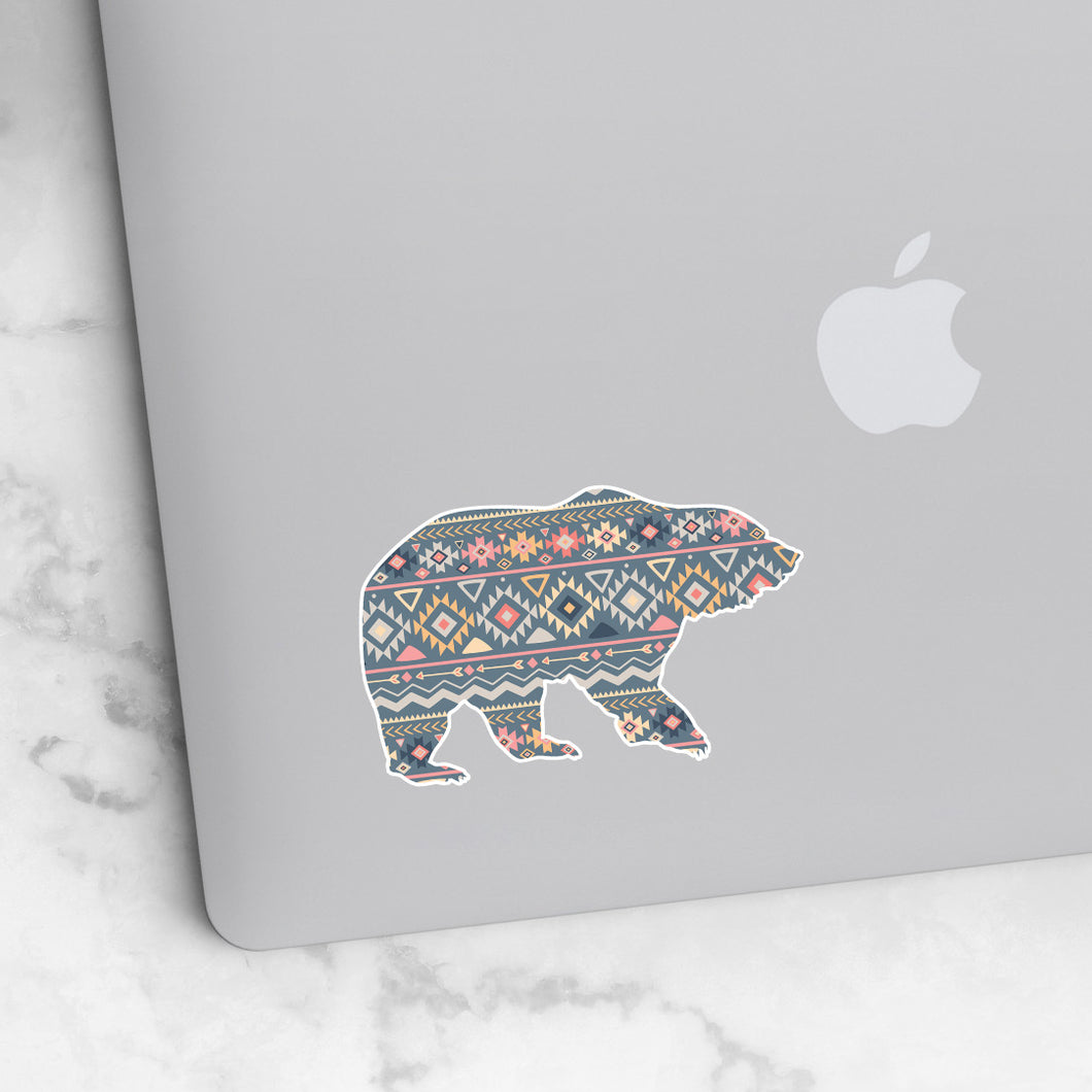 Bill the Bear Sticker - Sovende Bjorn