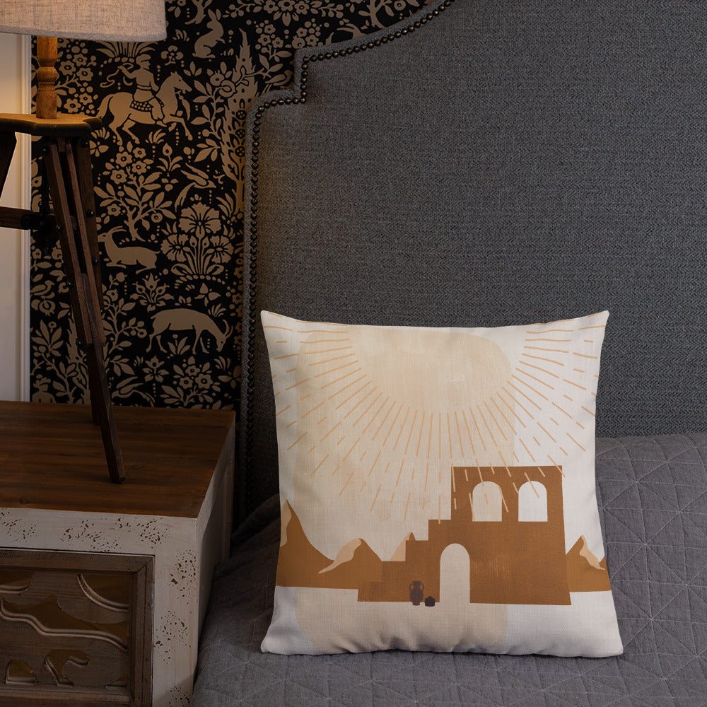 Desert Dreaming Cushion Cover
