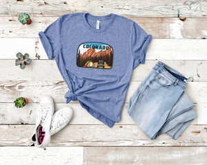 Colorado Soft Casual Tee - Sovende Bjorn