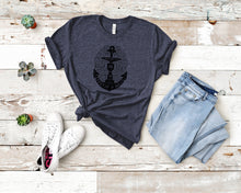 Load image into Gallery viewer, Anchor Soft Casual Tee - Sovende Bjorn