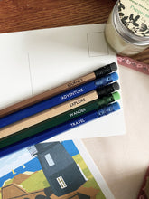 Load image into Gallery viewer, Travellers -  Pencil Set