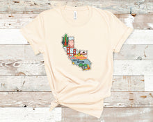 Load image into Gallery viewer, California Soft Casual Tee - Sovende Bjorn