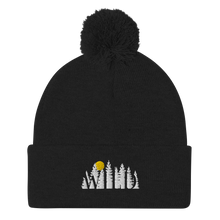 Load image into Gallery viewer, Wild - Pom Pom Beanie - Sovende Bjorn
