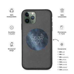 Written in The Stars Biodegradeable iPhone Cover