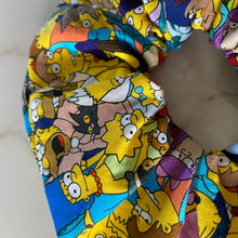 Load image into Gallery viewer, Simpson's Scrunchie