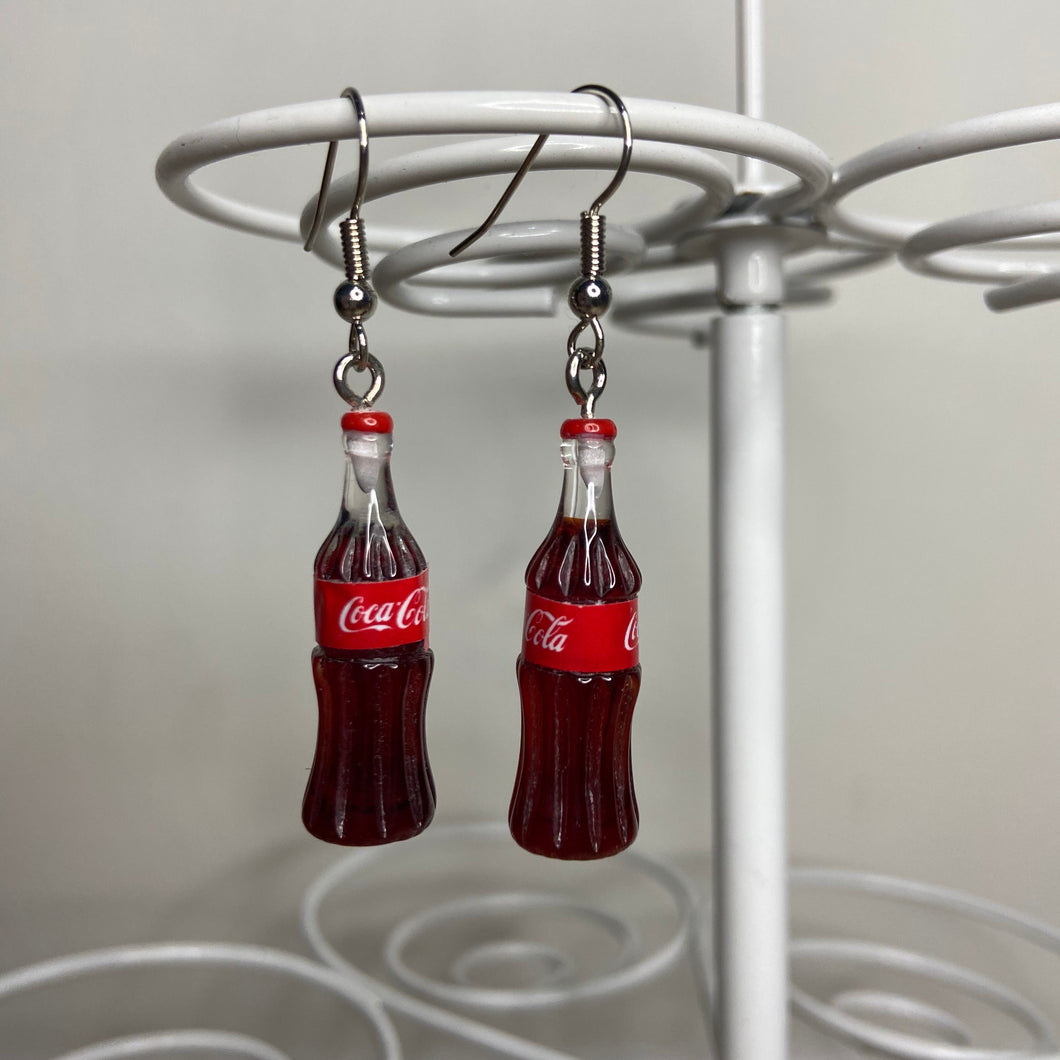 Cola Earrings