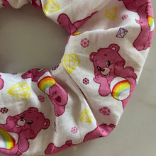 Load image into Gallery viewer, CareBear Scrunchie