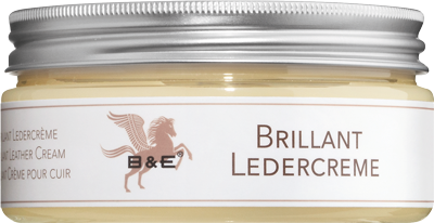 B&E Brilliant premium leather cream