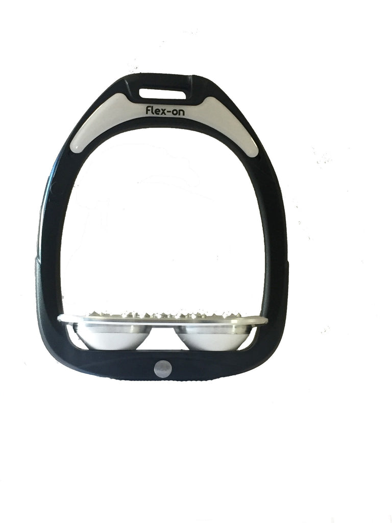 Flex-on endurance stirrup