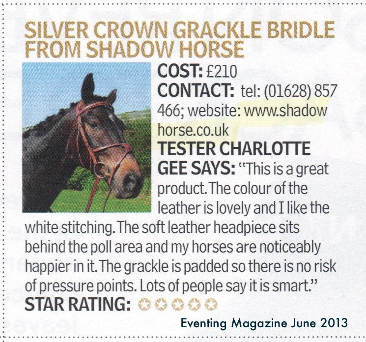 Review: Eventing Magazine June 2013