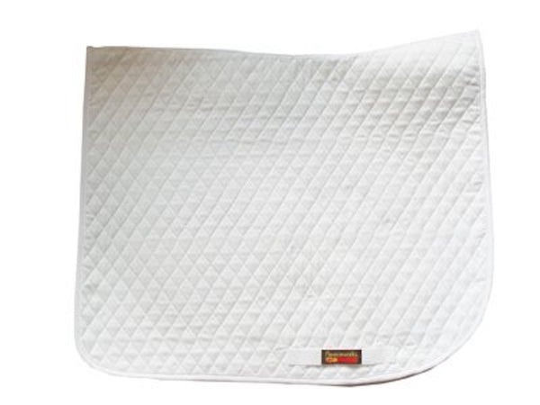 Fleeceworks ultra-thin dressage pad