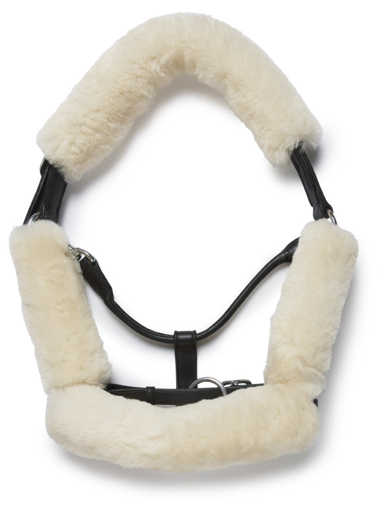 Fleeceworks headcollar fleece: 4-piece set