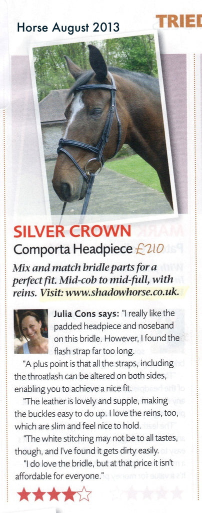 Review: Horse Mag Aug 2013