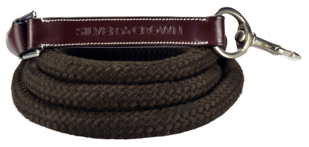 Silver Crown lead rope
