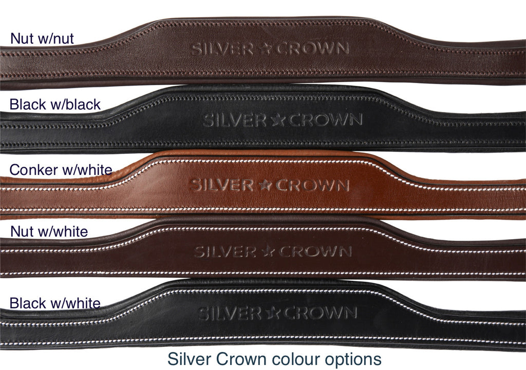 Silver Crown colour options
