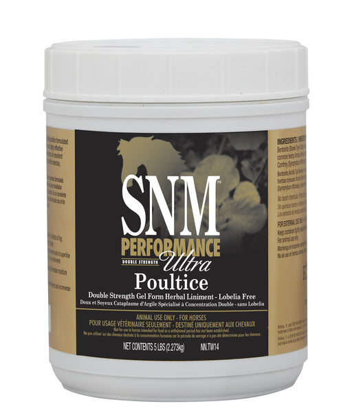 Sore No-More (SNM) Performance Ultra Poultice