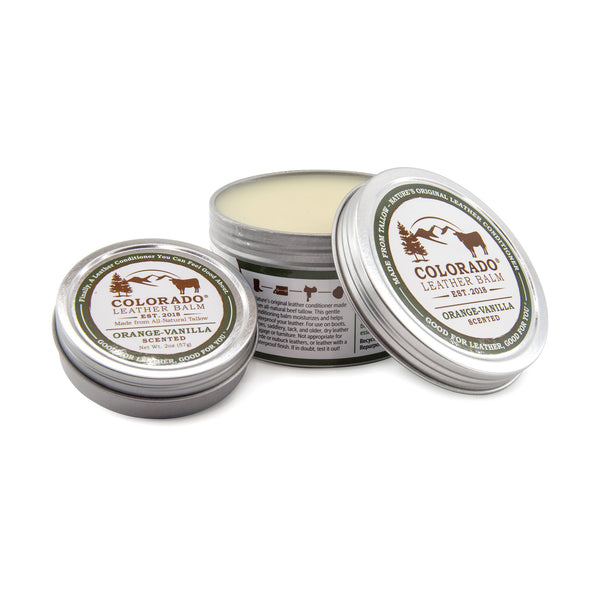 Colorado Leather Balm leather conditioner