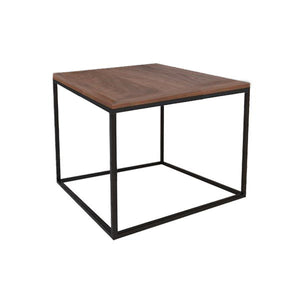CUBE.HOLLOW-T - Wooden Top Table