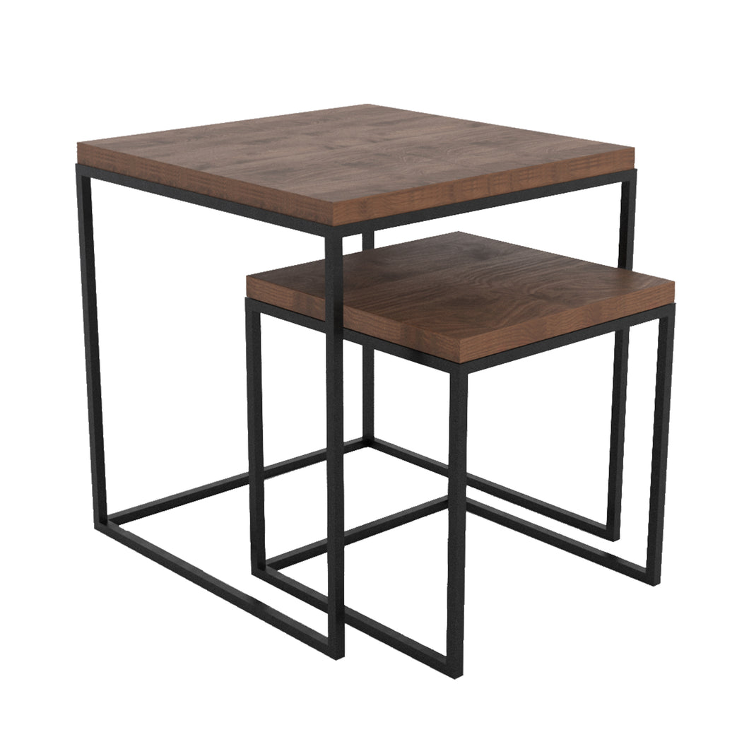 Cubicles - Wooden Top Tables