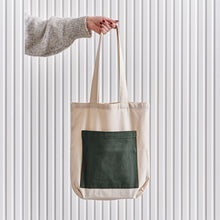 "Load image into Gallery viewer, ""Olive"" Bag - Off White"