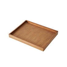 "Load image into Gallery viewer, ""Pile"" - Wooden Tray"