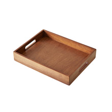 "Load image into Gallery viewer, ""Surv"" - Wooden Tray"