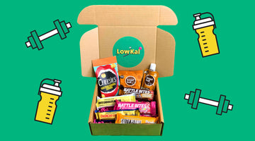 Protein Gift Box: Presents for Gym-Goers