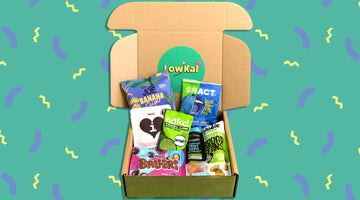The Perfect Plant-Based Gift: Vegan Snack Box