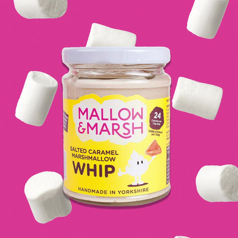 Low calorie, slimming world friendly marshmallow fluff