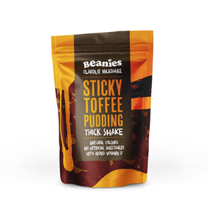 Beanies Thick Shake - Sticky Toffee Pudding - 260g