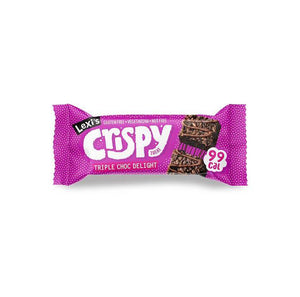 Lexi's Crispy Treat - Triple Chocolate Delight - 26g