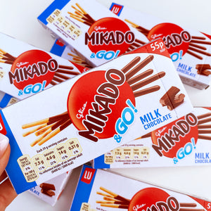 Mikado Milk Chocolate Sticks - 39g